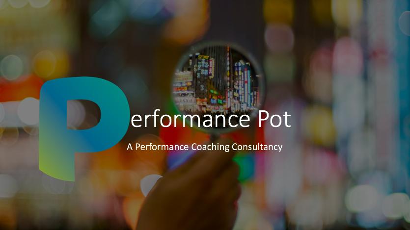 Performance Pot